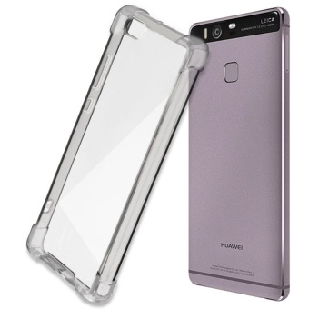 German Import Shockproof Silicone Clear Case for Huawei P8 (Clear) Price Philippines