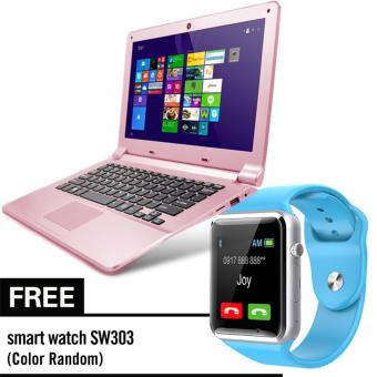 "KingDo High Quality 11.6"" NoteBook Laptop NetBook Quad-Core 2GB RAM 32G HDD 1.3M Camera ChromeBook with GT08 Blue Camera GSM Smartwatch Price Philippines"
