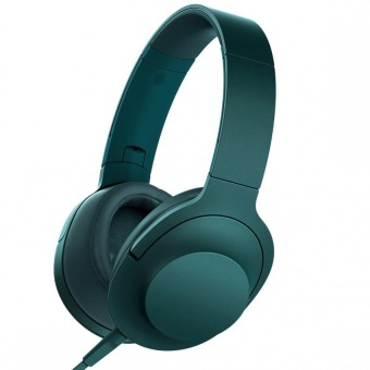 MDR-100AAP Extra Bass Stereo Headphones (Viridian Blue) Price Philippines