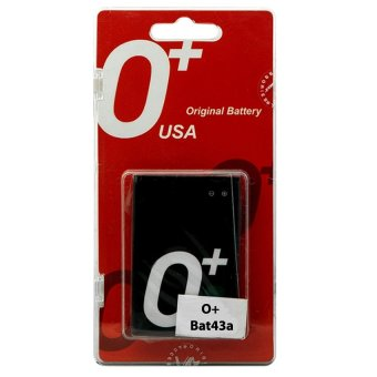 Harga Battery for O+ Bat43a