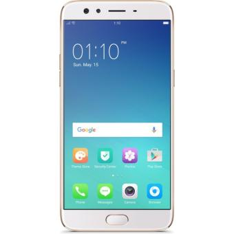 Harga Oppo F3 4GB RAM and 64GB ROM Selfie Expert (Gold)
