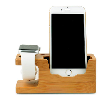 Harga Leegoal Charging Stand Dock for Apple IWatch Desktop Holder for IPhone 6S 6 6S Plus 6 Plus 5S 5 SE 4S - intl