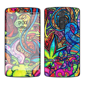 Oddstickers Psycho Art Skin Cover for LG G3 Stylus Price Philippines