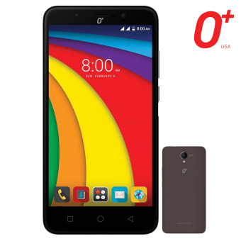 "Harga O+ Ultra 3.0  (Espresso, 5.5"" HD IPS, 2GB RAM, 4700mAh Big Battery, 144GB Bigger Memory)"