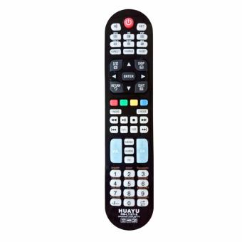 Huayu RM-L1107+8 Universal LED/LCD Remote Control (Black) Price Philippines
