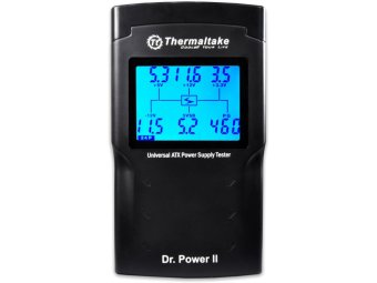 Harga Thermaltake Dr. Power II PSU Tester (Black)