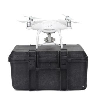 Phantom Hardcase ABS Trolley Aluminum Handle Bag for DJI Phantom 4 Price Philippines