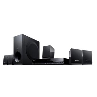 Harga Sony DAV-TZ140 5.1-Channel DVD Home Theater System