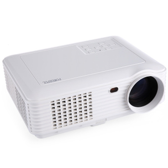 POWERFUL SV-228 LCD Projector 1280×800 Pixels 4000 Lm EU PLUG (White) Price Philippines