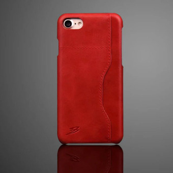 TTLIFE Leather Protective Case for iPhone 7 Plus (Red) Price Philippines