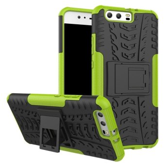 BYT Rugged Armor Dazzle Back Cover Case for Huawei P10 Plus - intl Price Philippines