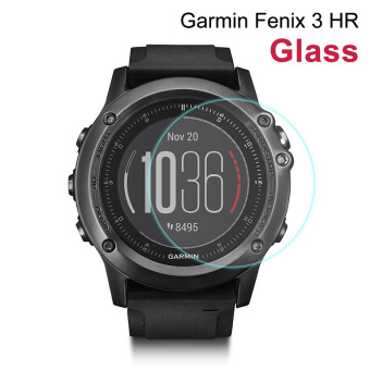 Harga Seeme Tempered Glass Screen Protector For Garmin Fenix 3 HR