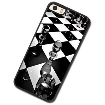 Harga Interesting chess Phone Case For Apple iPhone 5c - intl