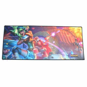 Arcade Riven and Miss fortune Long Mouse Pad and Keyboard Play Mat Price Philippines
