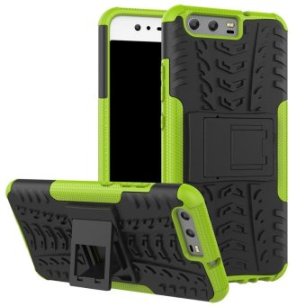 BYT Rugged Armor Dazzle Back Cover Case for Huawei P10 - intl Price Philippines