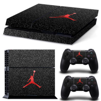 Harga People Vinly Skin Sticker for Sony PS4 PlayStation 4 and 2 controller skins (Intl)