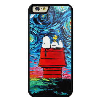 Harga Phone case for iPhone 5/5s/SE snoopy cover - intl