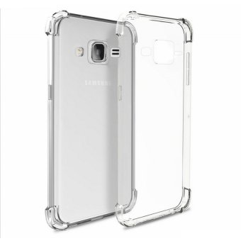 German Import Drop Resistant Silicone Clear Case For Samsung Galaxy J3 (2016) (Clear) Price Philippines