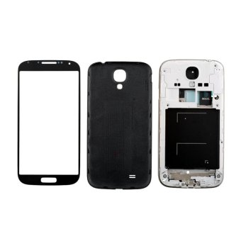 Harga Full Housing Case Screen Glass Lens tools For Samsung Galaxy S4 i9500 - intl