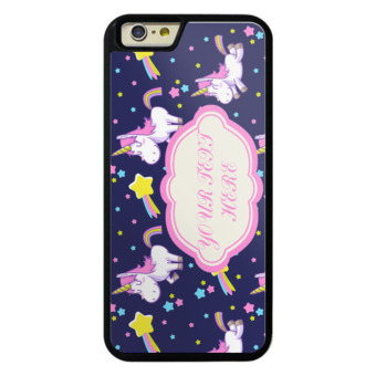 Harga Phone case for iPhone 5/5s/SE Unicorn cover - intl