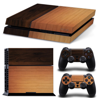 Harga Bluesky Ps4 Console Full Skin Sticker Faceplates (Paints Console Skin X 1 + Controller Skin X 2)