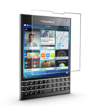 PopSky Clear Tempered Glass Screen Protector Premium 9H Film for Blackberry Passport Q30 Price Philippines