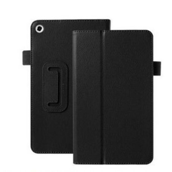 Pu Leather Cover for HUAWEI Media Pad M1 (Black) - intl Price Philippines
