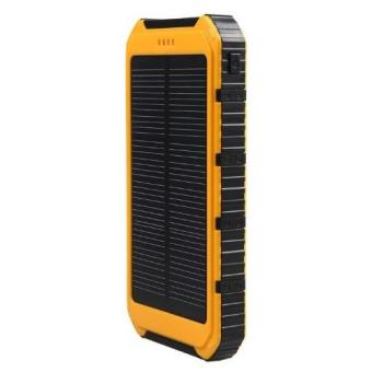 Harga PTM Solar Power Bank 50000mah (Yellow)