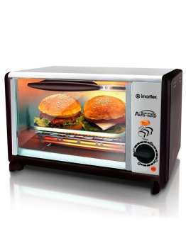 Imarflex IM-9220MS 9L Oven Toaster with Auto-Toast