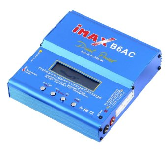 iMAX B6AC Lipo NiMH 3S RC Battery Balance Charger with US-plugPower Adapter - intl - 2