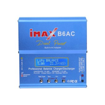 iMAX B6AC Lipo NiMH 3S RC Battery Balance Charger with US-plugPower Adapter - intl - 3