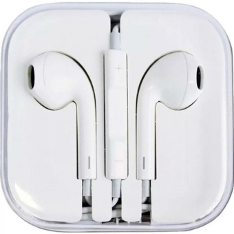 In-Ear Headphones (White)