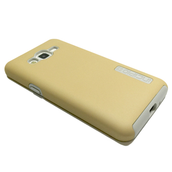 Incipio DualPro HardShell Case with Impact Absorbing Core forSamsung Galaxy J7 - Champagne Price Philippines