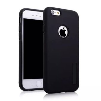 Incipio TPU Back Case Cover for Apple iPhone 6 Plus / 6s Plus(Black)