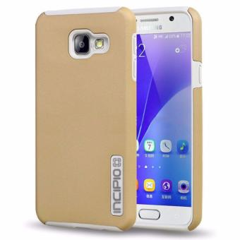Incipio TPU Back Case Cover for Samsung Galaxy A9 Pro (Gold)