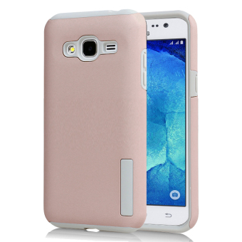 Incipio TPU Back Case Cover for Samsung Galaxy J1 2016 / J120 (RoseGold)