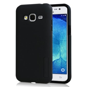 Incipio TPU Back Case Cover for Samsung Galaxy J1 2016 / J120(Black)
