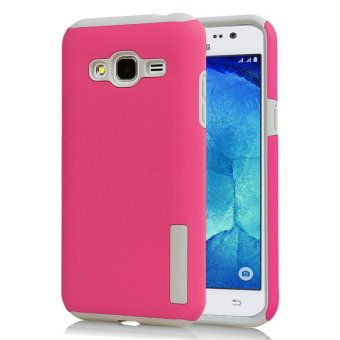Incipio TPU Back Case Cover for Samsung Galaxy J1 2016 / J120(Pink)