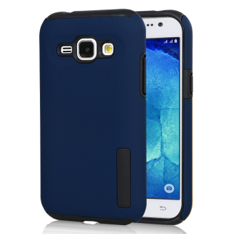 Incipio TPU Back Case Cover for Samsung Galaxy J2 (Dark Blue)