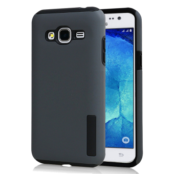Incipio TPU Back Case Cover for Samsung Galaxy J7 2016 / J710(Grey)