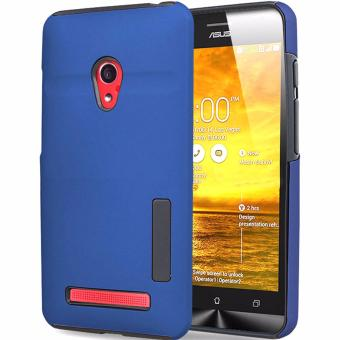Incipio TPU Back Case Cover , hardshell case with impact absorbingcore for ASUS ZENFONE 5 (DARK-BLUE)