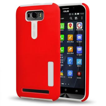 Incipio TPU Back Case Cover , hardshell case with impact absorbingcore for ASUS ZENFONE SELFIE (RED)
