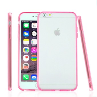Incoming Call LED Flashing Light Up Case Cover Skin For iPhone 6Plus/6s Plus 5.5inch Pink Price Philippines