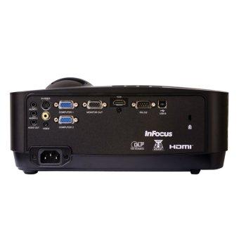 InFocus IN112x Projector (Black) - 4
