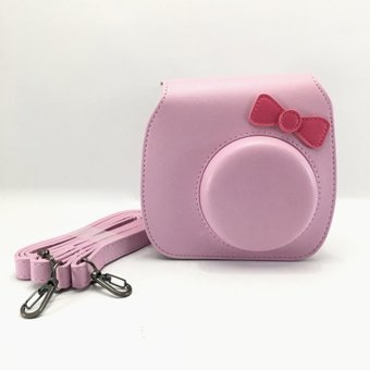 Instax Mini 8 Hello Kitty Camera Bag Pink