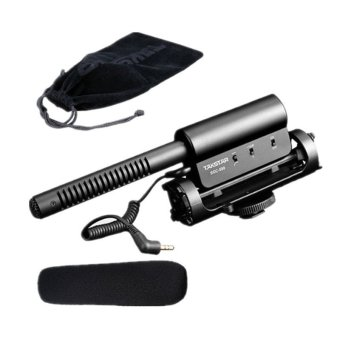 Interview DV Microphone Mic For Camcorder Video Cameras Canon Nikon Sony - 4