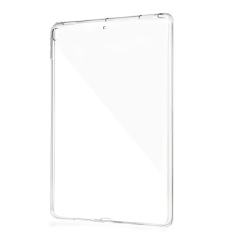 iPad Pro 12.9 Case - Shockproof Premium Soft Flexible Transparent TPU Back Cover Protector for Apple iPad Pro 12.9 Inch 2017 Tablet, Crystal Clear - intl - 5