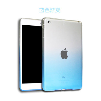 Ipad2017/a1822 New style Apple gradient tablet computer protective case