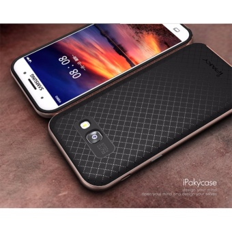 iPaky Hard PC + Soft TPU Silicon Hybrid Case for Samsung Galaxy A72017 - intl