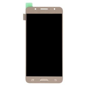 IPartsBuy For Samsung Galaxy J5 (2016) / J510 LCD Screen + TouchScreen Digitizer Assembly(Gold) - intl - 2